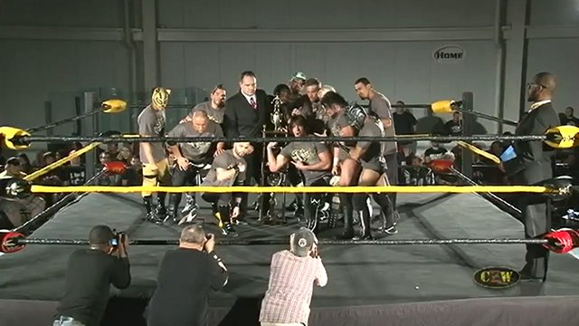 "CZW ""Best of the Best 11"" 4/14/2012 Voorhees, NJ"