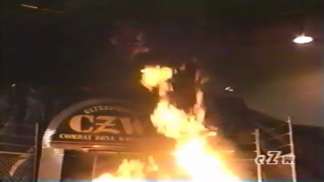 """CZW """"This Time It's Personal"""" 2/9/2002 Philadelphia, PA"""