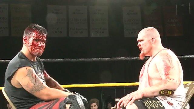 """CZW """"Cerebral"""" 10/7/2011 Philadelphia, PA"""