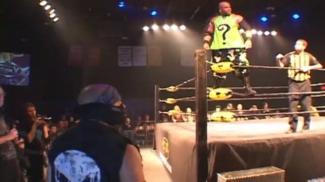 "CZW ""Night of Infamy"" 11/14/2009 Philadelphia, PA"