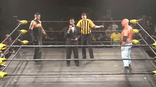 "CZW ""Fist Fight"" 5/8/2010 Philadelphia, PA"