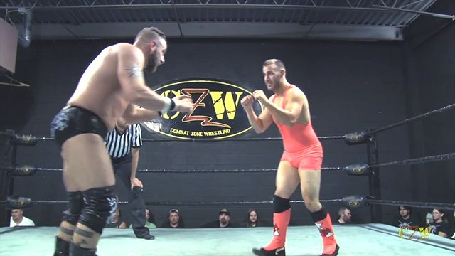 "CZW ""Dojo Wars #141"" 8/23/2017 Blackwood, NJ"