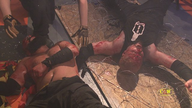 """CZW """"Down With the Sickness"""" 9/9/2017 Voorhees, NJ"""