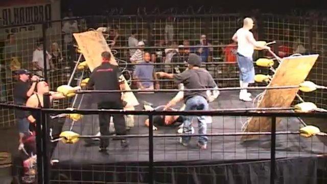 "CZW ""Trapped"" 8/12/2006 Philadelphia, PA"