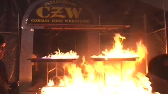 "CZW ""This Time It's Personal"" 2/9/2002 Philadelphia, PA"