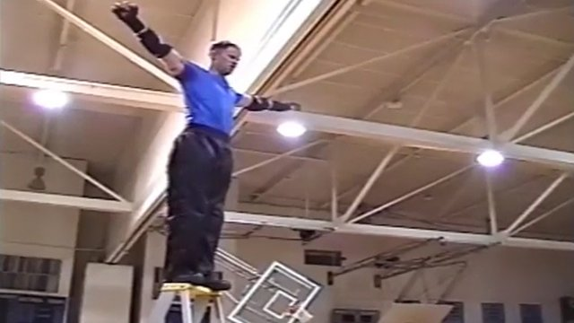 "CZW ""Climbing the Ladder"" 2/12/2000 Blackwood, NJ"