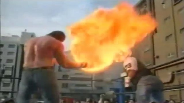 "BJW ""World Extreme Cup 2000 (CZW vs. BJW)"" 5/2-14/2000 Japan"
