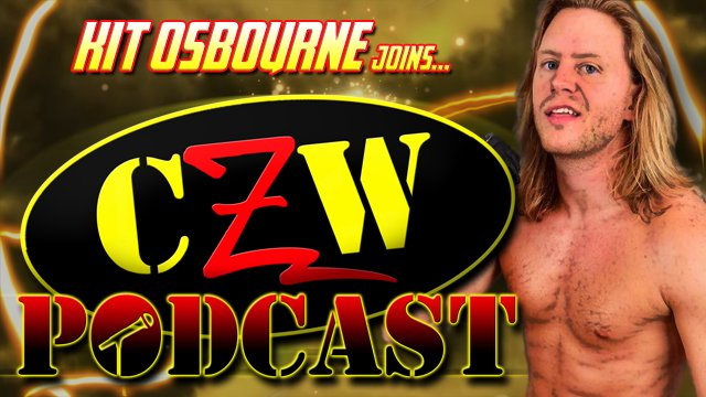 "CZW ""Podcast: Bleeding Black & Yellow"" Episode #32 (w/ Kit Osbourne)"