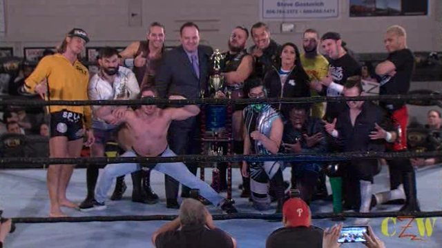"CZW ""Best of the Best 17"" 4/14/2018 Voorhees, NJ"