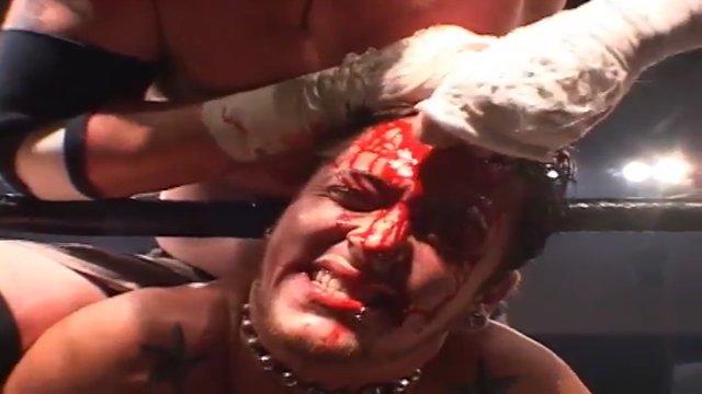 """CZW """"Night of Infamy 4"""" 11/12/2005 Philadelphia, PA"""