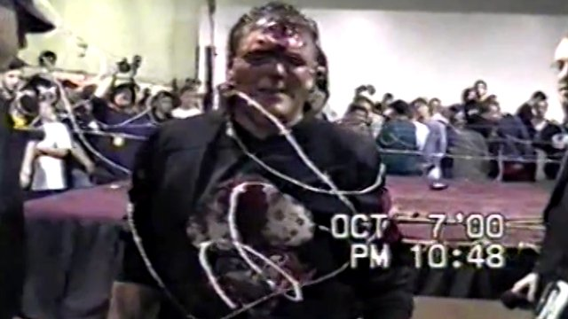 "CZW ""Rules Were Made to Be Broken"" 10/7/2000 Sewell, NJ"