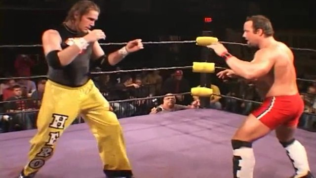 "CZW ""New Year, New Opportunities"" 1/13/2007 Philadelphia, PA"