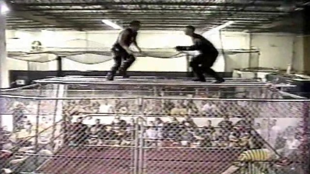 "CZW ""Caged to the End"" 6/10/2000 Sewell, NJ"