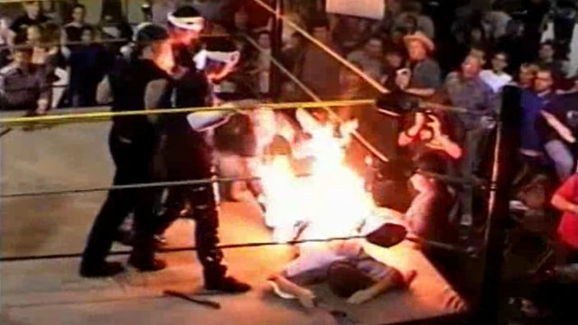 "CZW ""Winner Take All"" 4/8/2000 Sewell, NJ"
