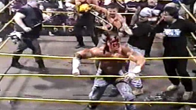 "CZW ""March Violence"" 3/11/2000 Sewell, NJ"