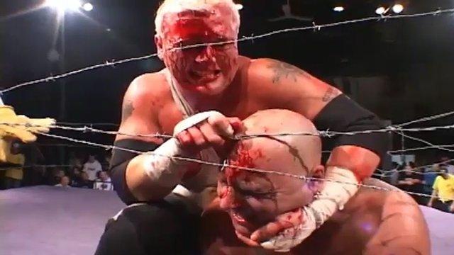 """CZW """"Redemption"""" 3/10/2007 Philadelphia, PA"""