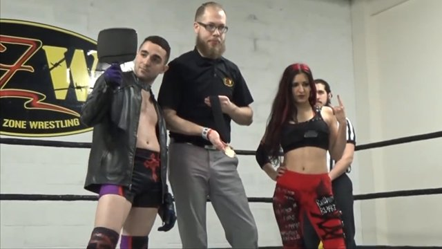 "CZW ""Dojo Wars #59"" 1/27/2016 Blackwood, NJ"