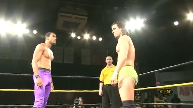 "CZW ""Proving Grounds"" 5/14/2011 Philadelphia, PA"