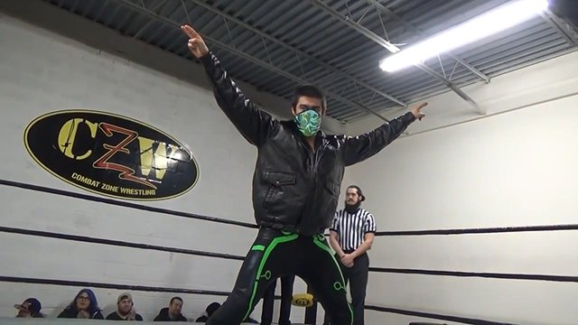 "CZW ""Dojo Wars #61"" 2/10/2016 Blackwood, NJ"
