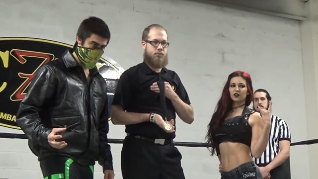 "CZW ""Dojo Wars #62"" 2/17/2016 Blackwood, NJ"