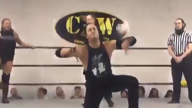 "CZW ""Dojo Wars #63 (Periscope)"" 2/24/2016 Blackwood, NJ"