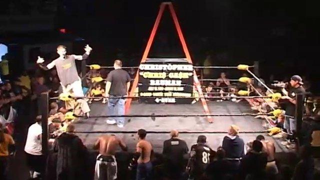 "CZW ""Chri$ Ca$h Memorial Show"" 9/12/2009 Philadelphia, PA"