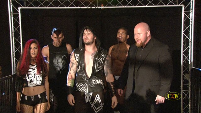 """CZW """"Television Pilot Tapings"""" 8/13/2016 Voorhees, NJ"""