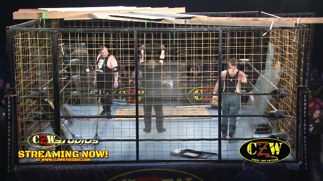 "CZW ""Cage of Death XX (Rough Cut)"" 12/9/2018 Philadelphia, PA"