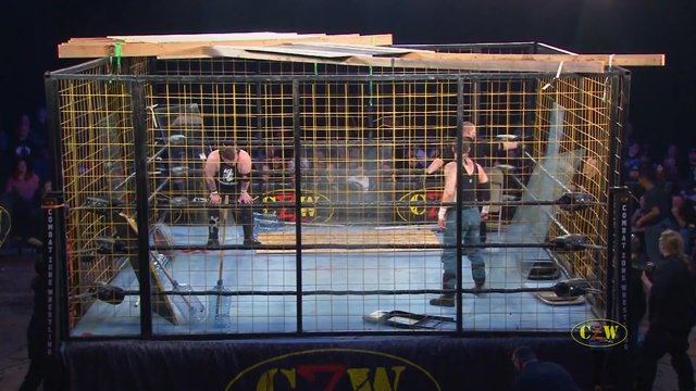 "CZW ""Cage of Death XX"" 12/9/2018 Philadelphia, PA"