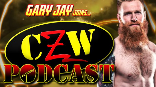 "CZW ""Podcast: Bleeding Black & Yellow"" Episode #36 (w/ Gary Jay)"