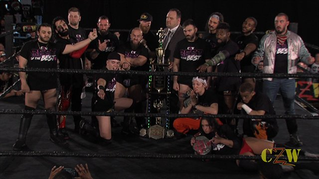 "CZW ""Best of the Best 18 (Rough Cut)"" 4/13/2019 Voorhees, NJ"