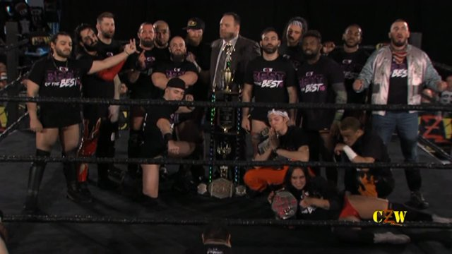 "CZW ""Best of the Best 18"" 4/13/2019 Voorhees, NJ"