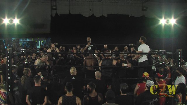 "CZW ""Lyle C. Williams Memorial Show"" 7/12/2019 Voorhees, NJ"