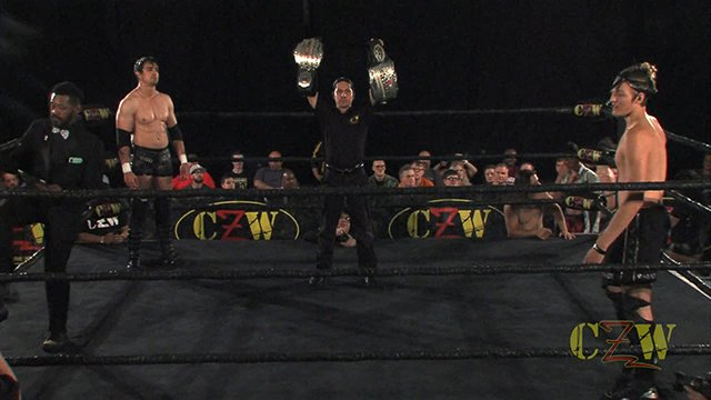 "CZW/wXw ""CZW vs. wXw (Rough Cut)"" 8/10/2019 Voorhees, NJ"