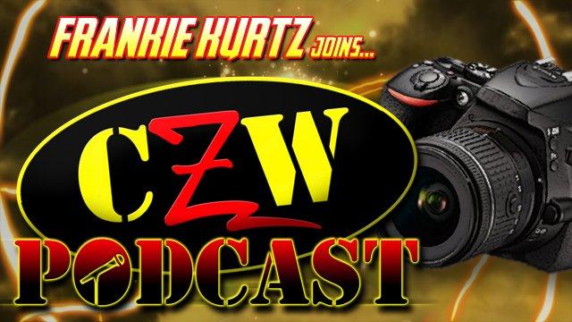 """CZW """"Podcast: Bleeding Black & Yellow"""" Episode #43 (w/ Frankie Kurtz)"""
