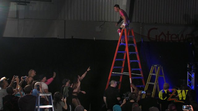 """CZW """"Down With the Sickness"""" 9/13/2019 Voorhees, NJ"""