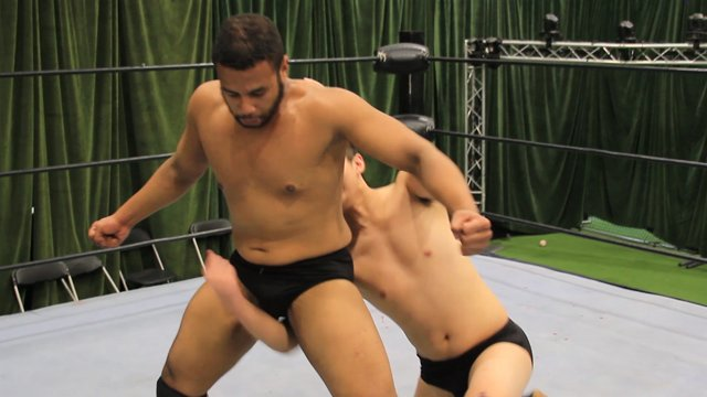 "CWF ""Kilo vs. DJ Slide"" Custom Match"