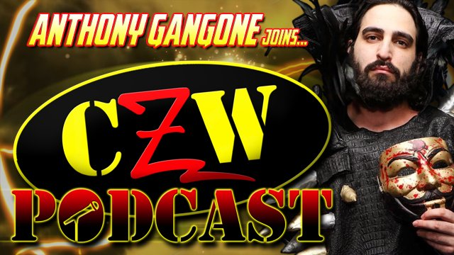 "CZW ""Podcast: Bleeding Black & Yellow"" Episode #51 (w/ Anthony Gangone)"