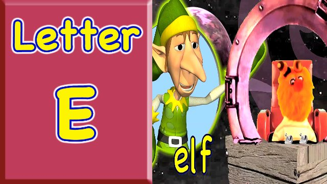"The Letter E:  Words beginning with the letter ""E"""