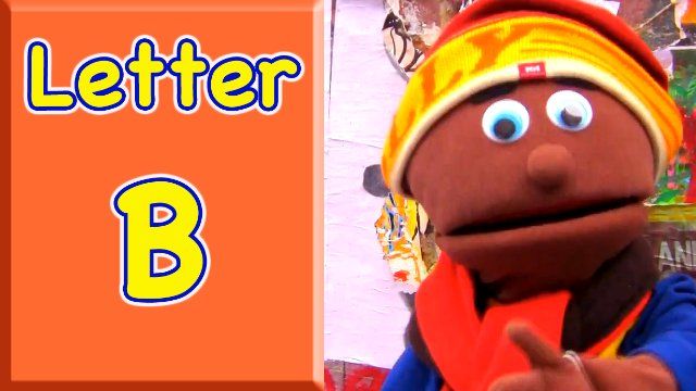 "The Letter B:  Words beginning with the Letter ""B"""