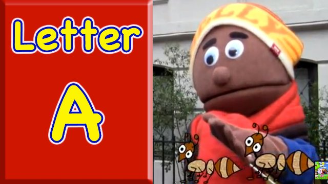 "The Letter A:  Words beginning with the letter ""A"""