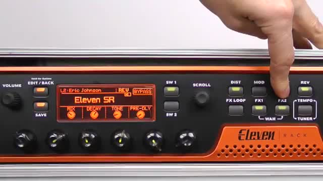 How To Create The Eric Johnson Guitar Sound With Avid Eleven Rack