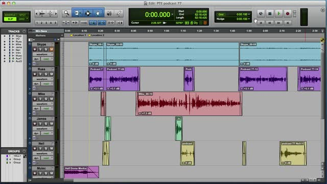 Customising The Toolbar In Pro Tools