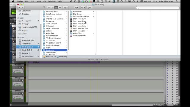 How To Prepare Pro Tools Sessions To Share With Collaborators