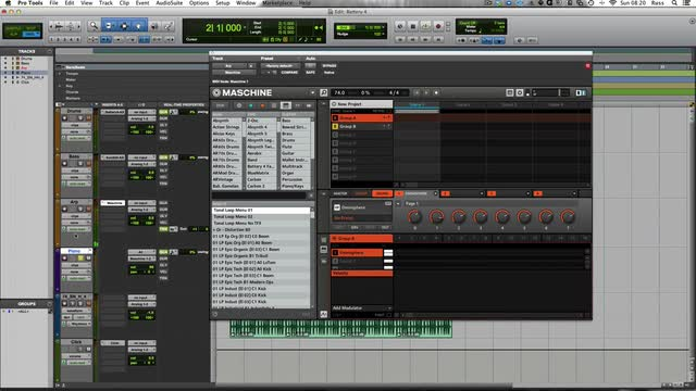 Use Maschine To Host Plug-ins That Pro Tools Won't Run