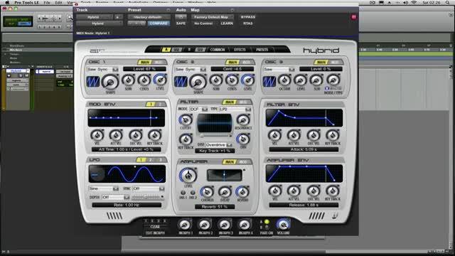 Hybrid Soundscapes
