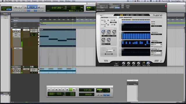 Hybrid Arpeggiator Filter Tricks