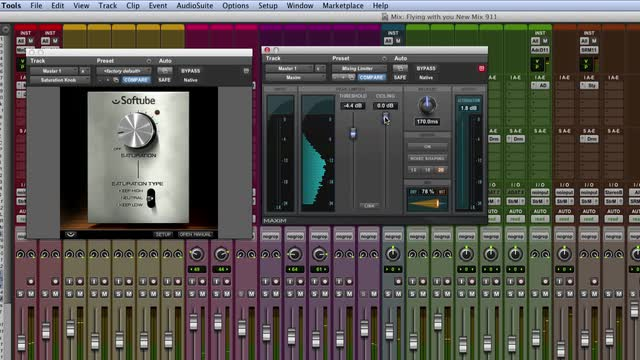 Take Control Of Large Pro Tools Sessions Using Groups, Shortcuts And