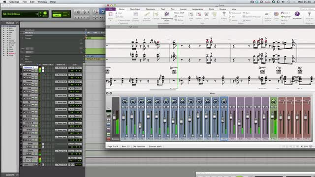 How To ReWire Pro Tools And Sibelius
