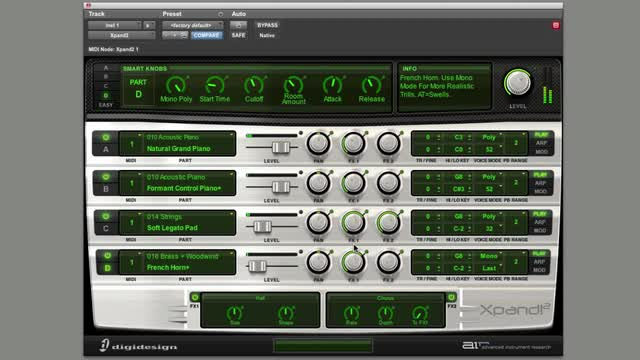 Create Huge Stacked Sounds In Xpand2